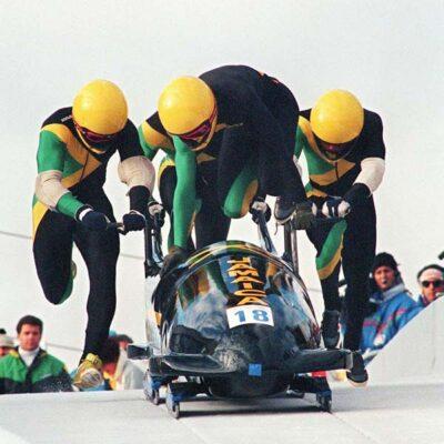 Jamaica Bobsleigh Cool Runnings clip